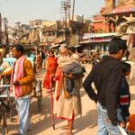 Man sagt, Varanasi sei die älteste ununterbrochene besiedelte Stadt der Welt.