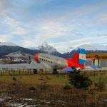 Ushuaia Flughafen