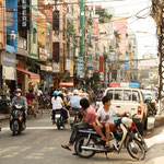 Saigon heisst seit 1975 Ho-Chi-Minh-City