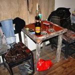 Unser Zimmer im Hostal El Diablo Tranquilo