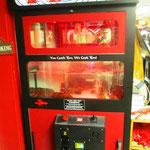 Hhhhmmmm.... Spielautomat mit lebenden Tieren!!!!???