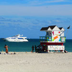 Strand bei Miami Beach