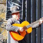 San Telmo, viele sehr gute Strassenmusiker