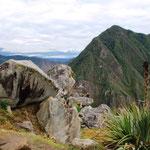 Die Inkas erbauten die Stadt im 15. Jahrhundert in 2'360 Metern Höhe auf einem Bergrücken