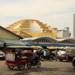 Der zentrale Markt der Stadt