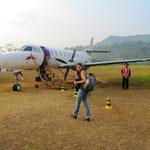 Flughafen von Rurrenabaque