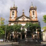 Kirche im Zentrum von Rio