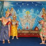 Thailändische Tänze