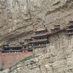 Tempel im Felsen