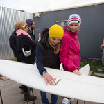 Surfboard-Shaping in Irland