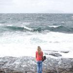 Wellen in Irland