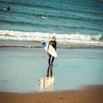 Sonne, Strand und Surf