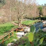 Garten Galicien