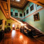 Unterkunft Temple House Manor Innenansicht