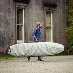 Auswahl an Surfboards