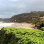 Küstenabschnitt Galicien