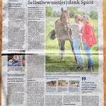 """2018: Bayerwald Echo """"Selbstbewusster dank SPIRIT"""""""