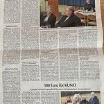 2020: 22. Januar Chamer Zeitung