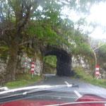Über den Caha Pass