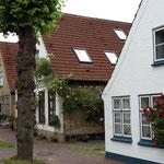 Und dann kommt die kleinste Stadt Deutschlands:  Arnis, mit unter 300 Einwohnern eher ein Weiler....
