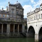 leider ist das die einzige richtig gepflegte Ecke in Bath