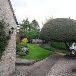 Very, very british, die Hauswirtin redet 500 Worte pro minute feinstes Oxford englisch...