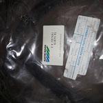 zufällig haben sich originale Türgummis eingefunden, in Originalfolie verpackt und in sagenhaft gutem Zustand :-)