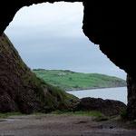 In dieser Höhle wurde auch gedreht