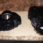 2 Bremssättel eines 1500er werden überholt, diese waren ab dem MK3 verbaut und bieten eine größere Reibfläche der Beläge
