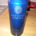 Nach soviel Anstrengung.....det gode norske....wie der Name schon sagt :-)