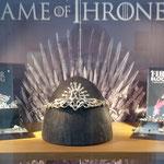Auch bei uns im Dorf: Die Steensons Gold und Silberschmiede, die sämtliche Schmuckstücke für die Game of Thrones Serie hergestellt hat