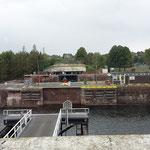 Am nächsten Tag fahren wir nach Kiel, wo gerade die Kieler Woche stattfindet