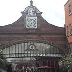 vor der Haustür: Die königliche Shoppingmall...