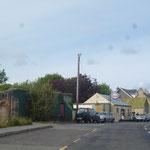 ......und zurück nach Castlegregory, die örtliche Tankstelle ist schon eine Reise wert...
