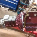 Damit das 1500er Getriebe dann auch an den 1300er Motor passt