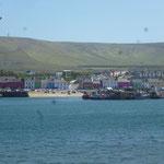 Das ist Portmagee, das bunte Tor zu Valentia Island