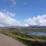 Richtung Castletownbere im Süden Bearas