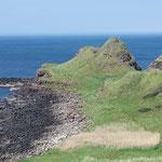 Das ist eine der bekanntesten geologischen Attraktionen in Nordirland
