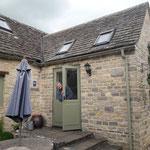 und am nächsten Domizil in Bibury in den Cotswolds, ein Traum unser Cottage!