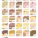 【2017年度 第66回 朝日広告賞】銀座コージーコーナー 応募作品(朝日新聞社主催 2018)