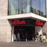 S.Oliver Store Würzburg-Smoothiebar