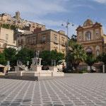 Calascibeta en Sicile