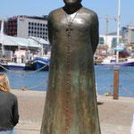 Desmond Tutu - Nobel Square Capetown