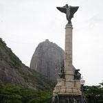 Rio de Janeiro Monumento aos Heróis de Laguna