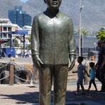 Nelson Mandela - Nobel Square Capetown