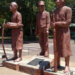 Livingstone memorial