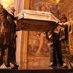 Mausolée Christophe Colomb Cathédrale Notre-Dame du Siège de Séville
