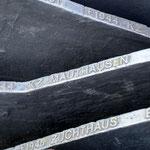 Mémorial aux députés du Reichstag déportés Berlin