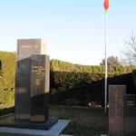 34 Castelnau-le-Lez  dans cimetière  Algérie