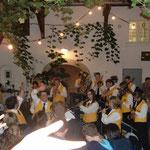 Wir machen Stimmung beim Weinfest in Oberhofen/ Pfalz!